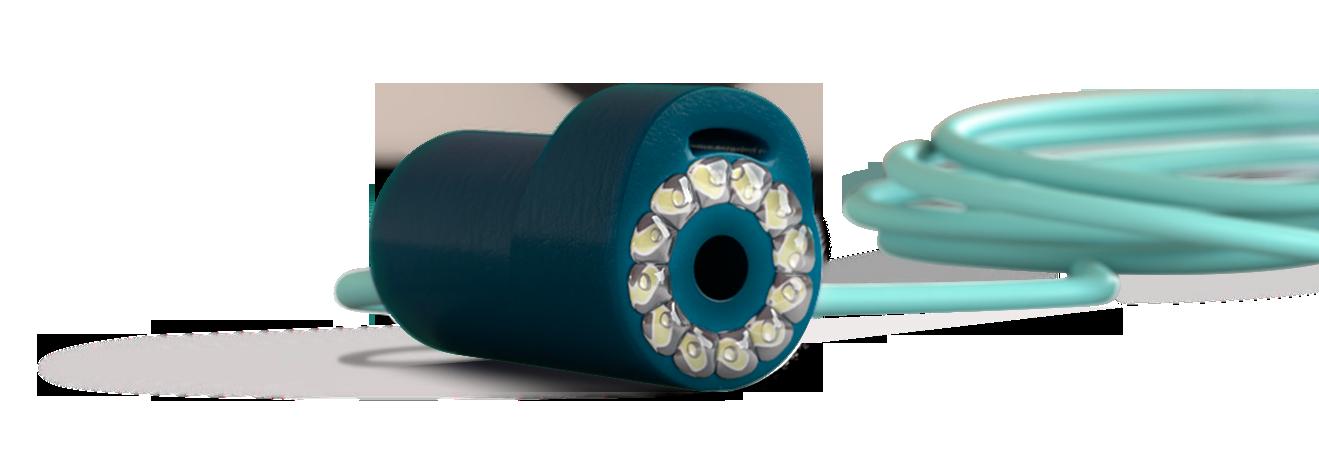 Rutilight - instrumento de iluminación para cirugías